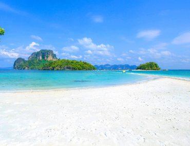 Chicken Island, Krabi 4 Islands Tour, Excursions, Thailand, Day Trip