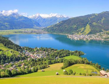 Mitterberg, Hiking, Viewpoint, Zell am See, Austria