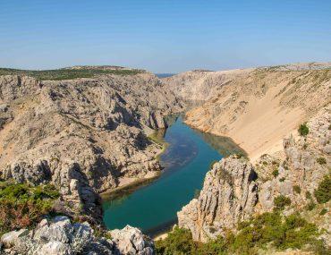 Zrmanja Canyon, Excursinon from Zadar, Starigrad