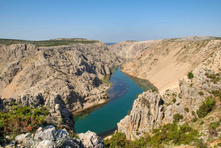 Zrmanja Canyon, Excursinon from Zadar, Starigrad