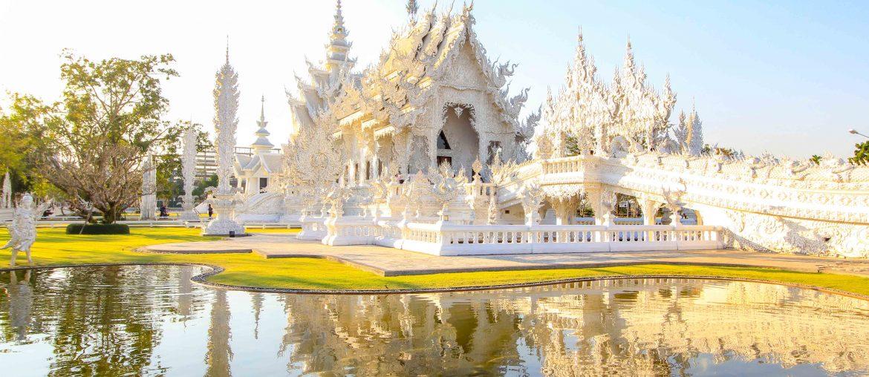 White Temple, Chiang Rai, Thailand, Chiang Mai Tours