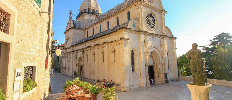 Cathedral of St. James, Sibenik, Croatia