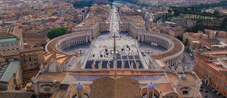 St. Peter's Square, Rome, Vatican