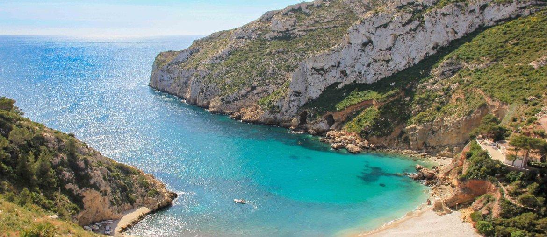 Platja de la Granadella Beach, Jaeva/Xabia, Alicante