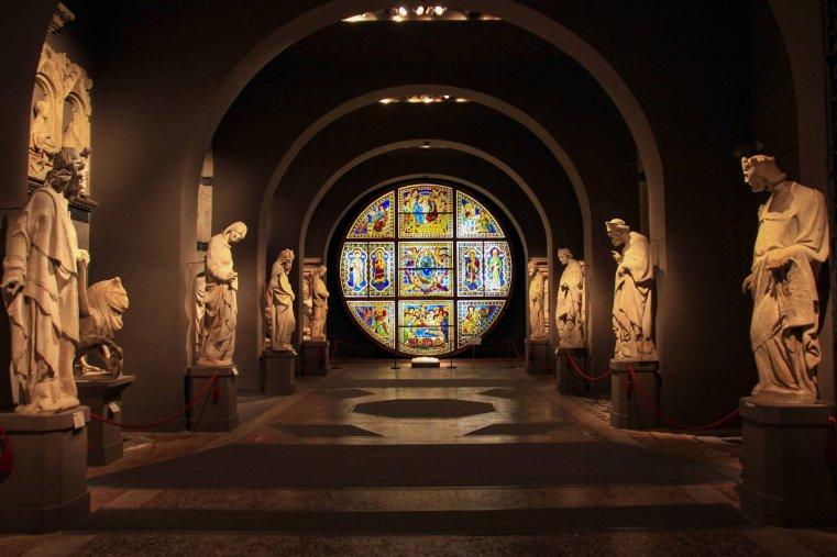 Кафедральный музей - Сиена