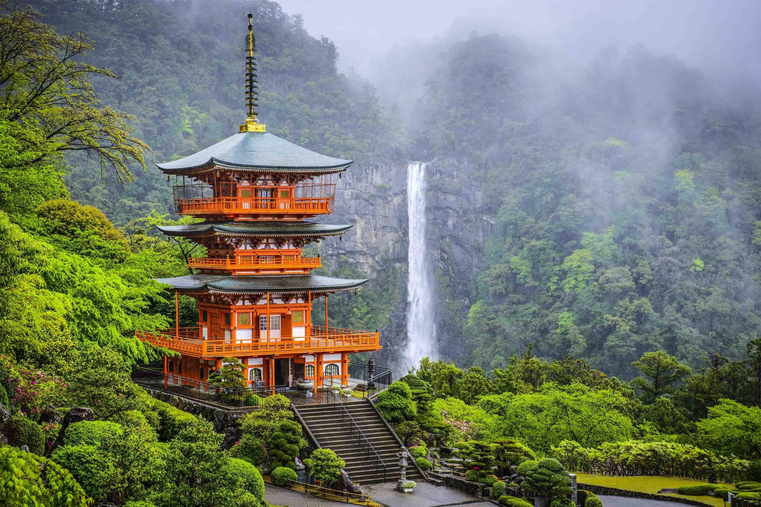 Reiseziel Japan ©Sean Pavone-shutterstock.com